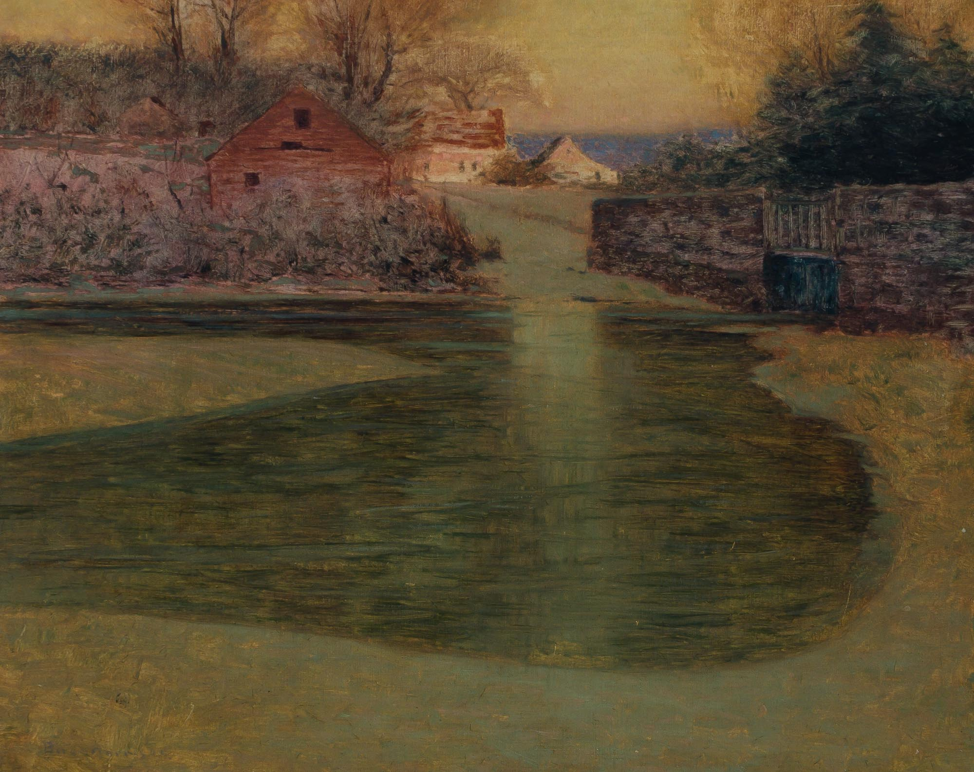 Lot image - Lovell Birge Harrison