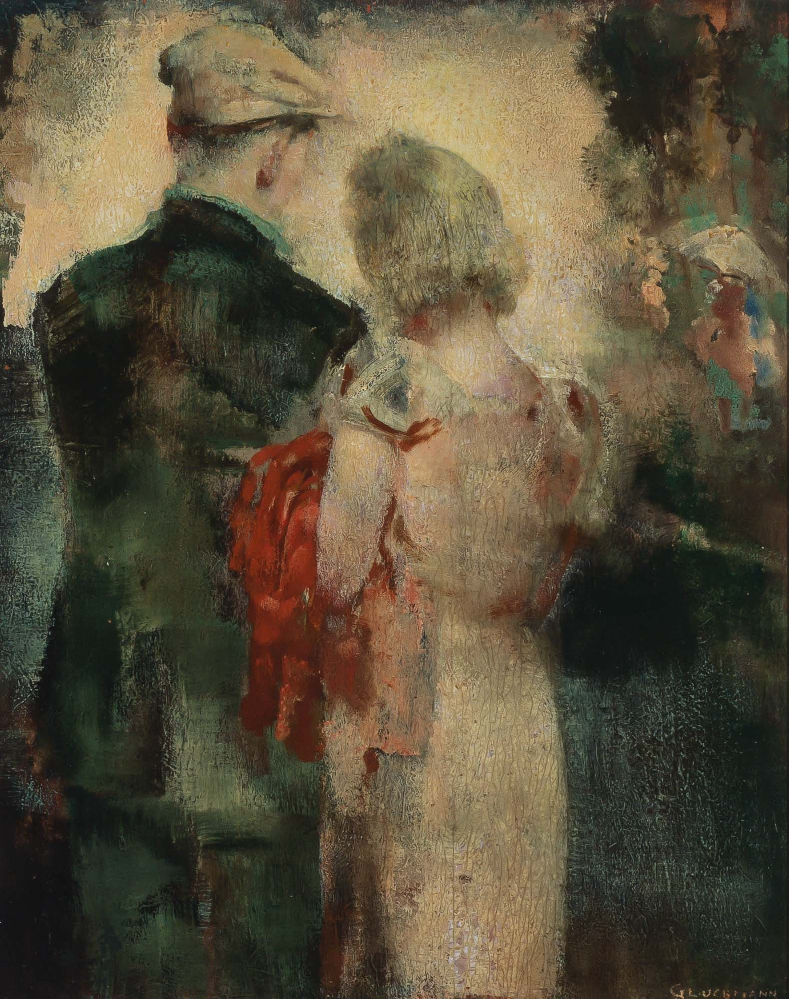 Lot image - Grigory Gluckmann