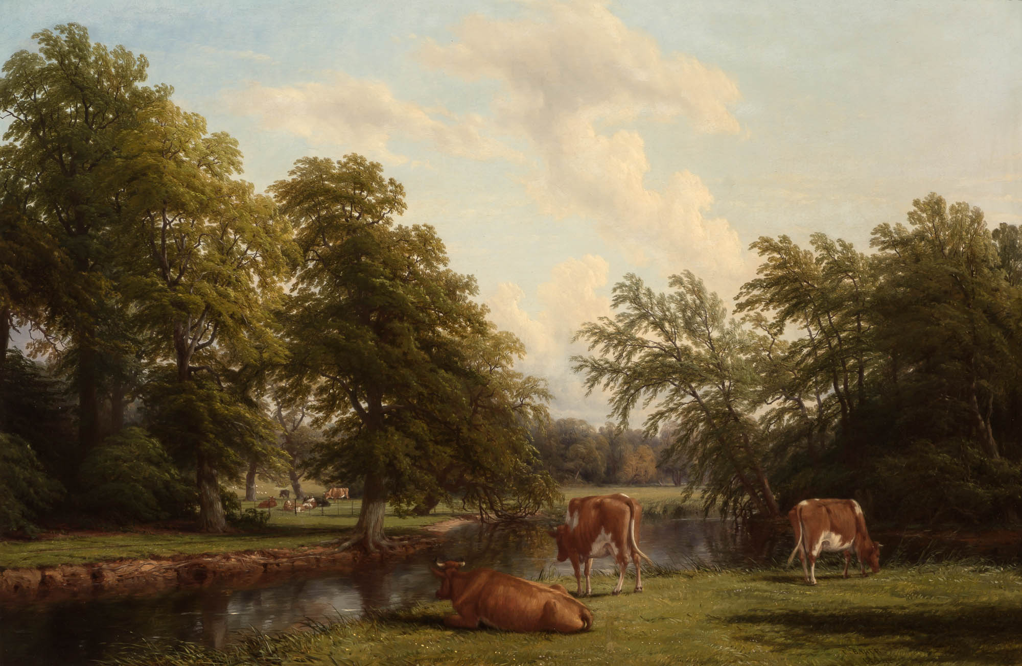 Lot image - Thomas Baker (of Leamington)