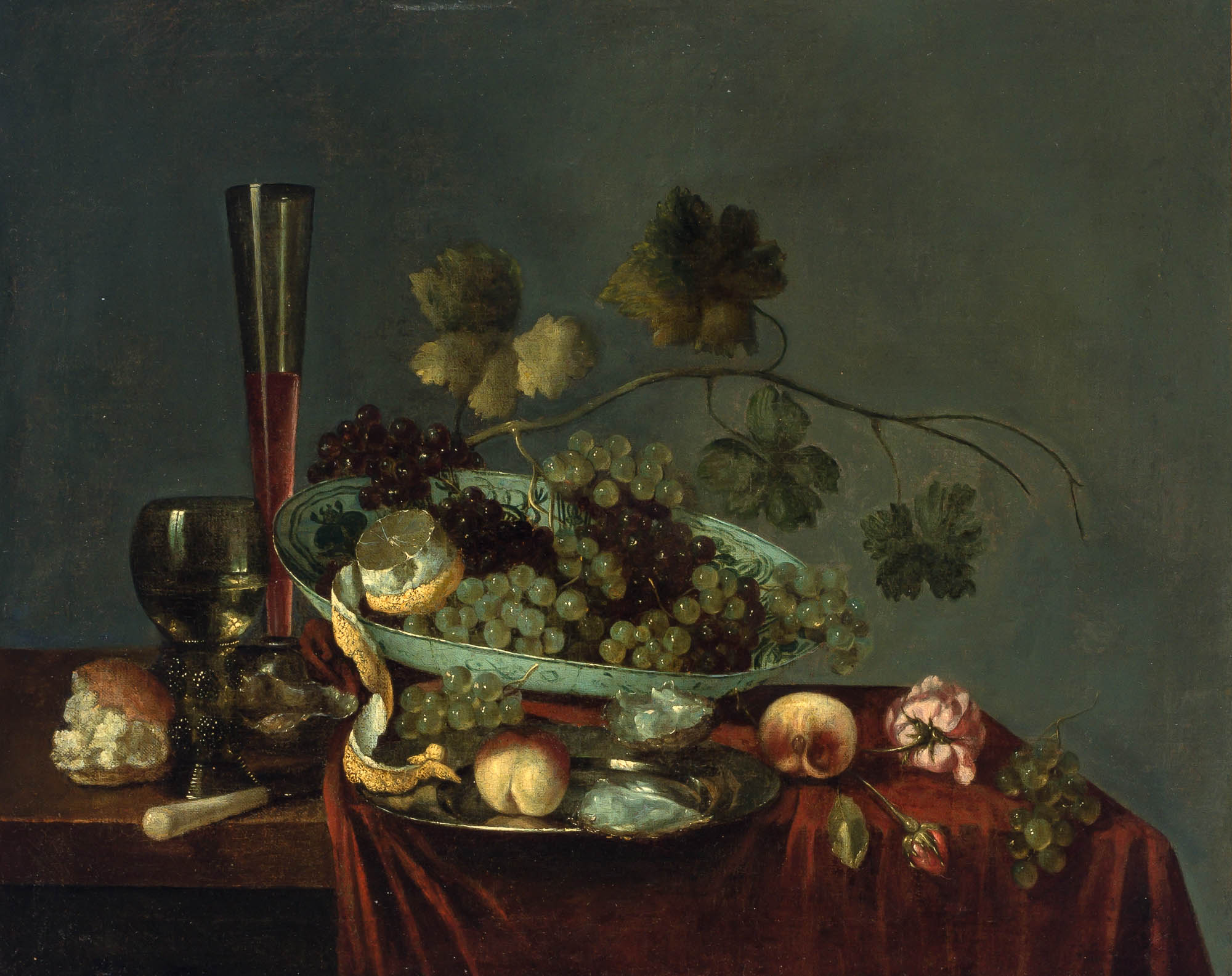 Lot image - Manner of Pieter Claesz