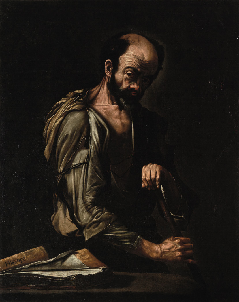 Lot image - Follower of Jusepe Ribera