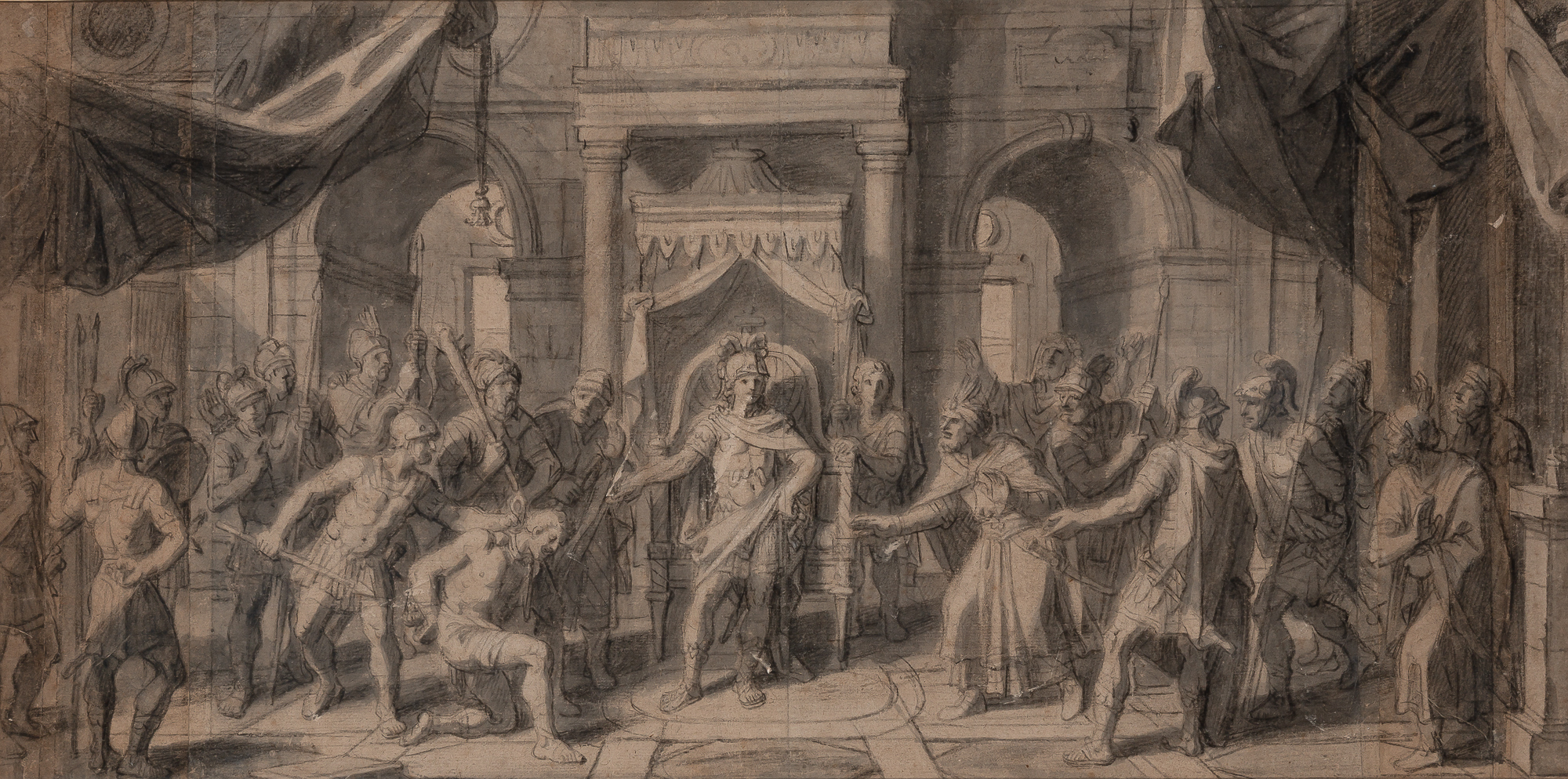 Lot image - Attributed to Francois Verdier