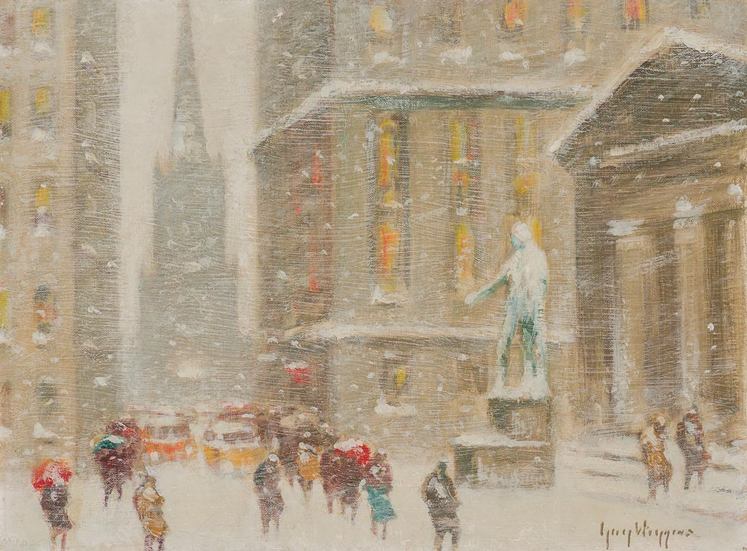 Lot image - Guy Carleton Wiggins