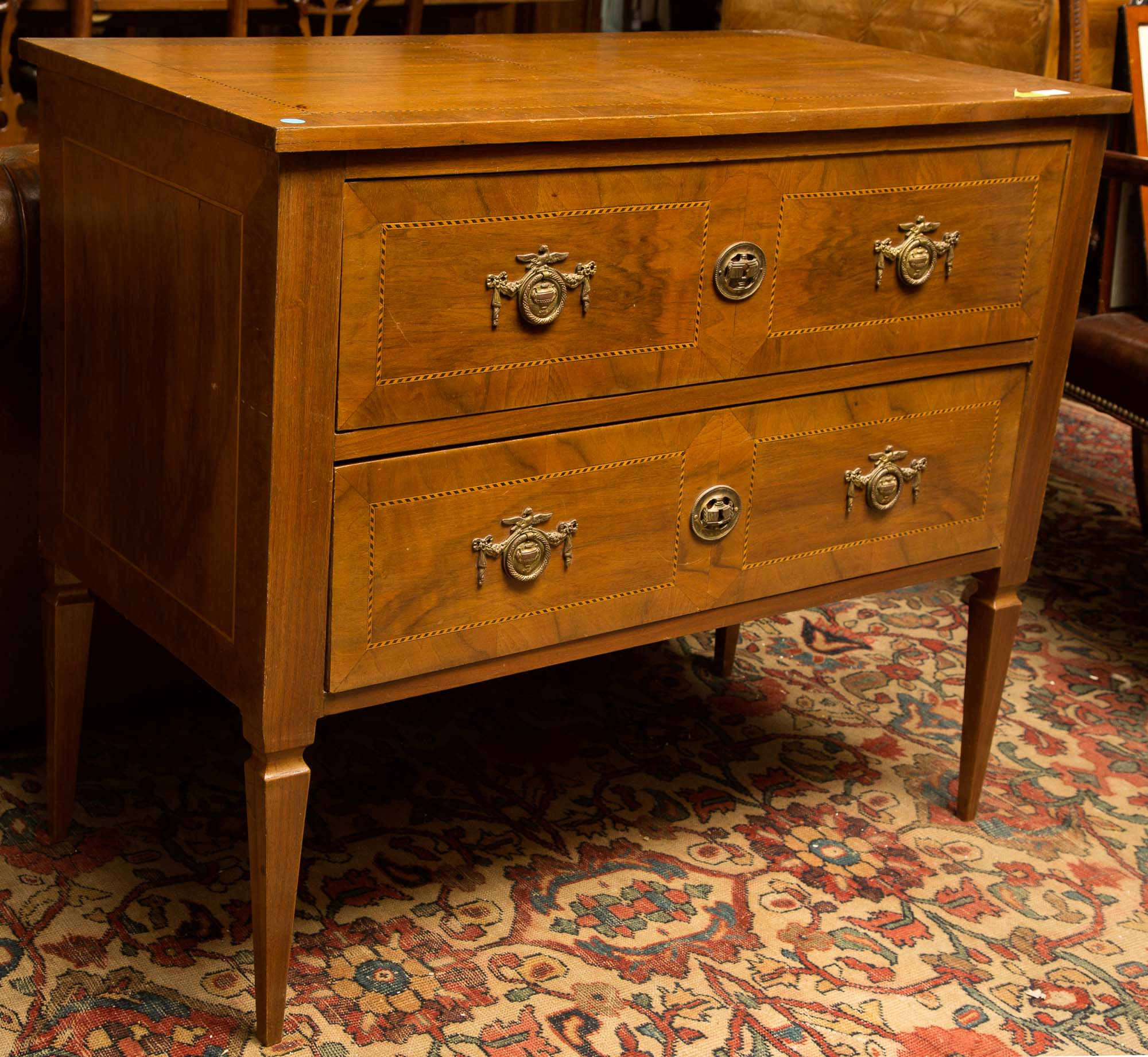 Lot image - Italian Neoclassical Style Commode
