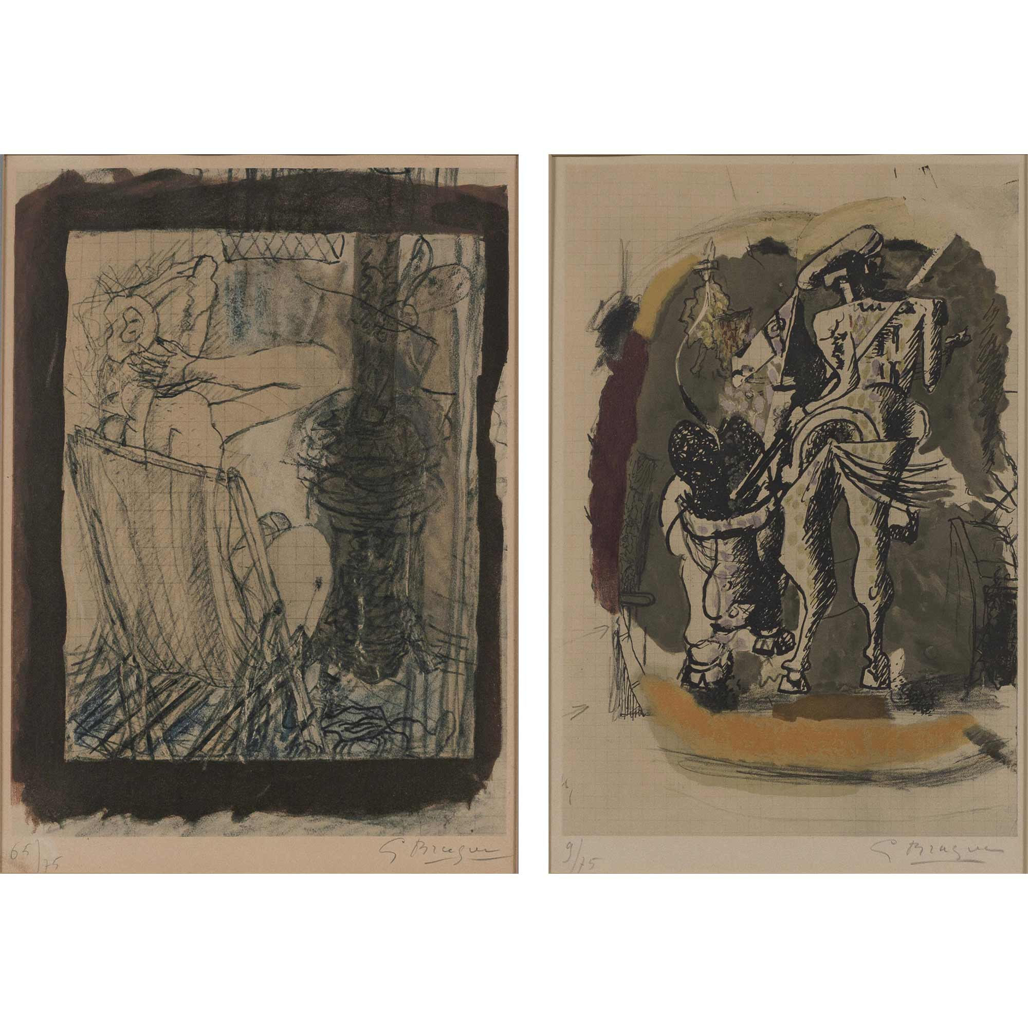 Lot image - After Georges Braque