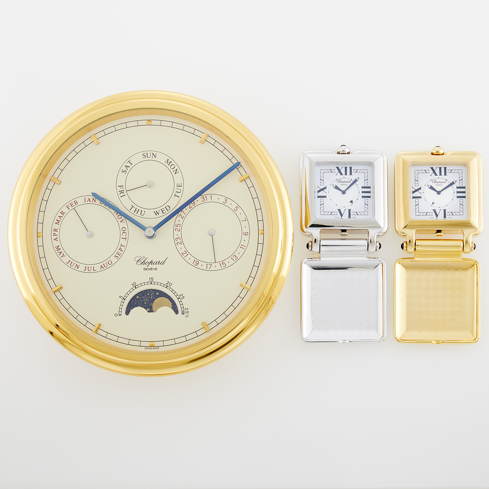 Lot image - Chopard Luxury Timepieces