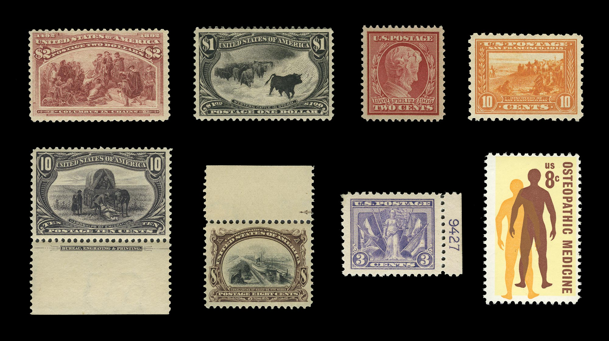 Lot image - United States Commemorative Issues