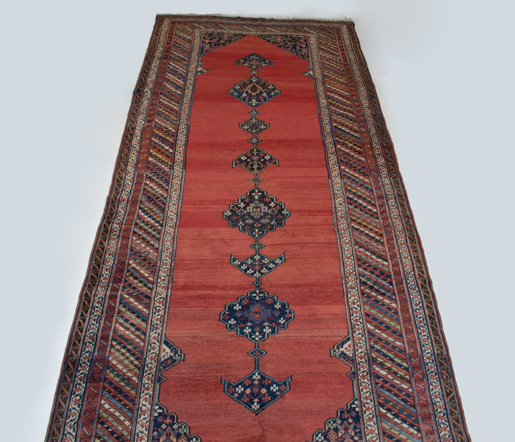Lot image - Kurd-Bidjar Gallery Carpet