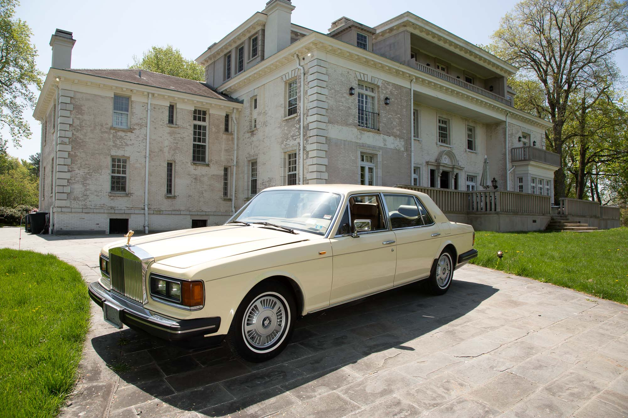 Lot image - 1987 Rolls Royce Silver Spur