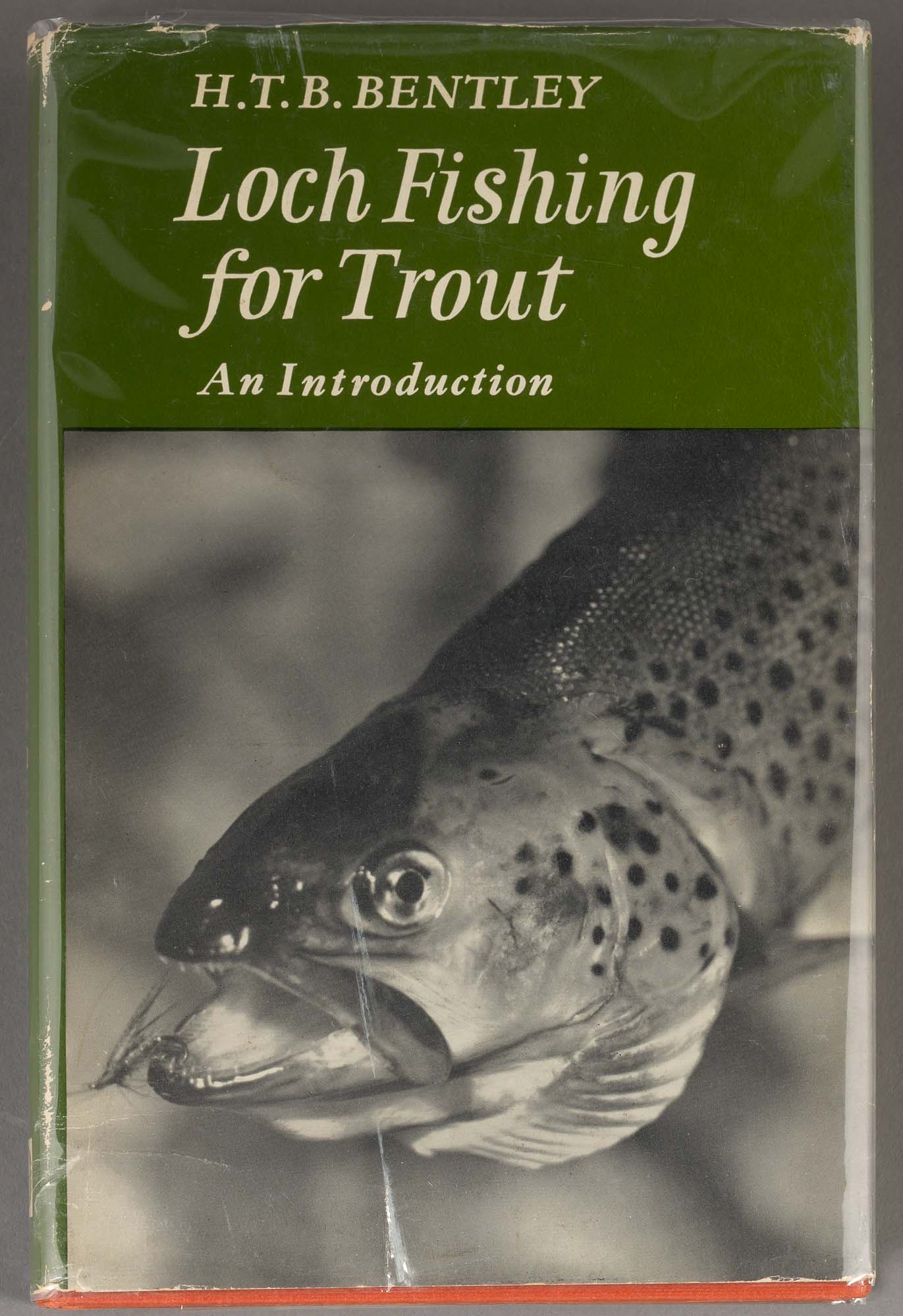 Lot image - BENTLEY, H. T. B.  Loch Fishing For Trout. An Introduction.