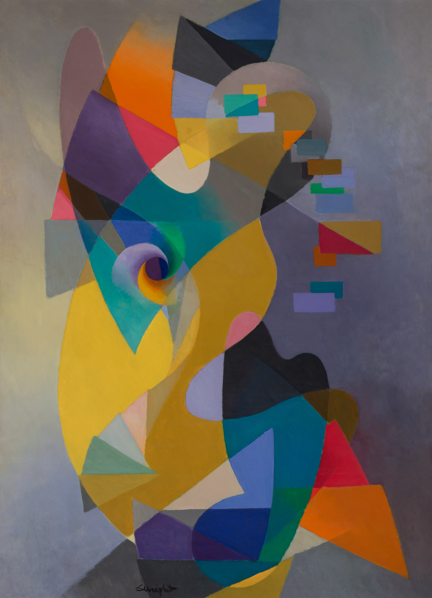 Lot image - Stanton MacDonald Wright