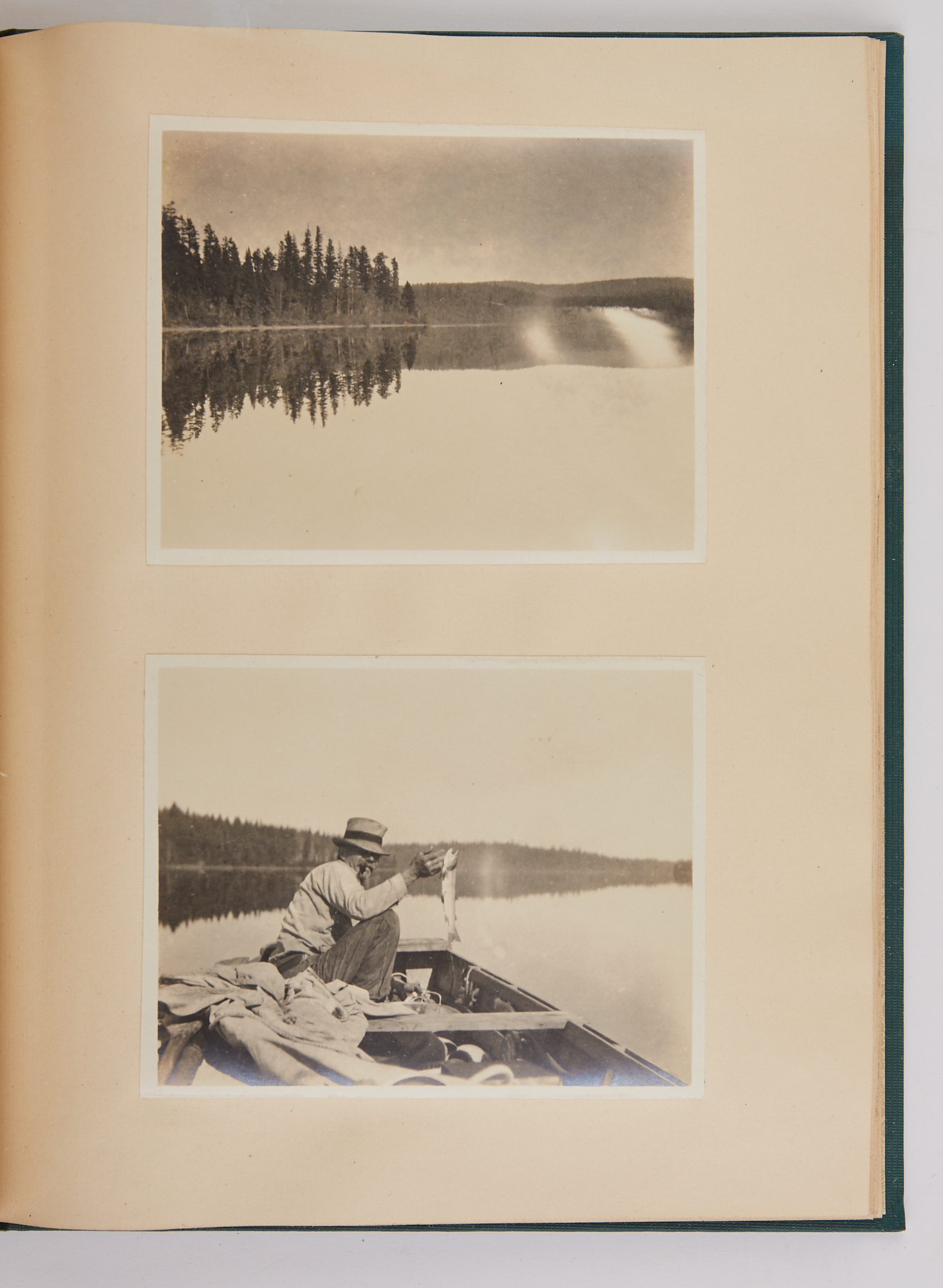 Lot image - [CANADA - ANGLING]  UMBACH, J. E.  The Cruise of the Scow de Luxe.