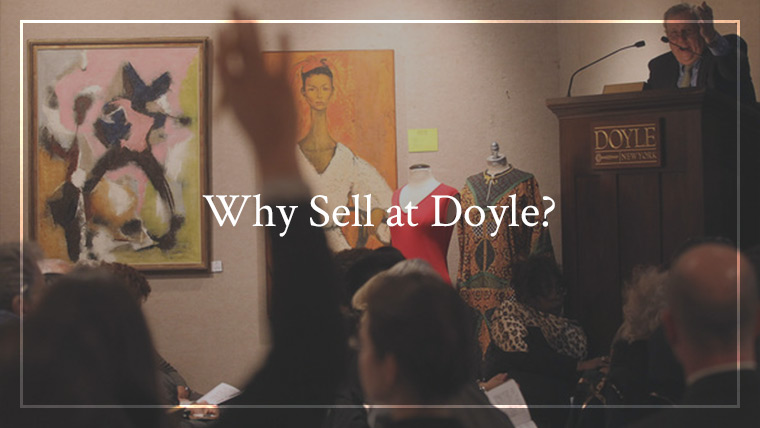 Why sell at Doyle?