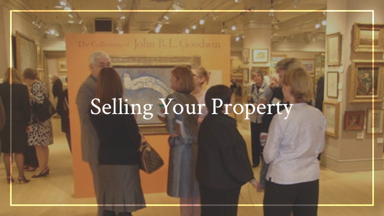 Selling your property at a Doyle auction