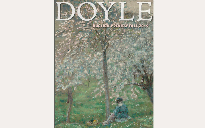 Image for story - Doyle Auction Preview Fall 2019