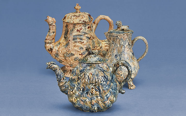 Image for story - English Agateware