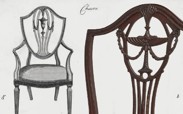 Image for story - Fashionable Designs for American Furniture