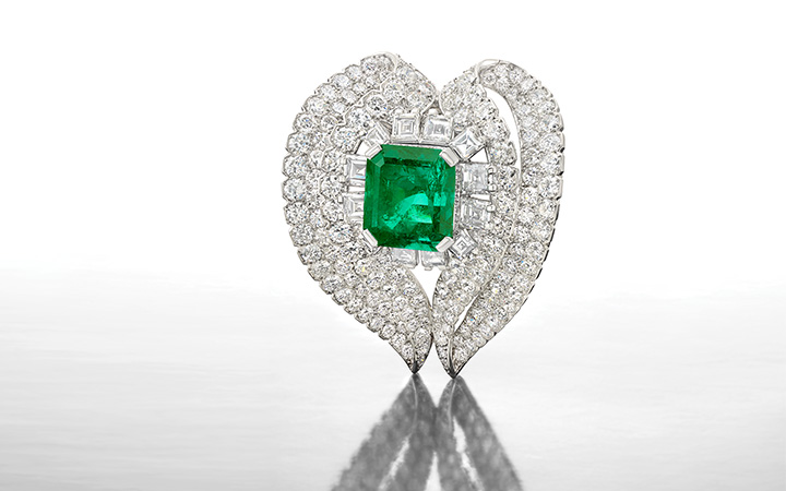Image for story - Enchanting Emeralds