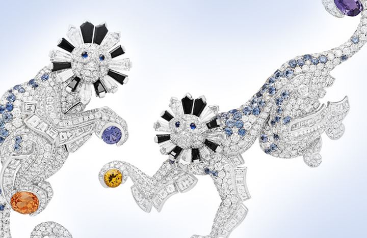 Van Cleef's Jewelry as Art