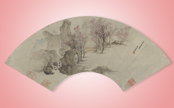 Image for story - Ming Fan Paintings
