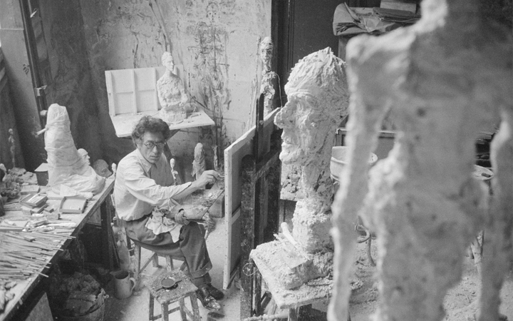Image for story - Alberto Giacometti
