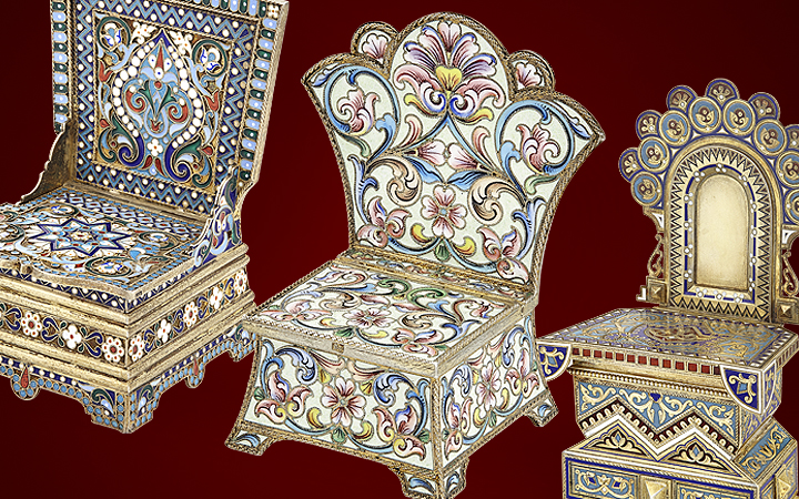 Image for story - Russian Salt Thrones