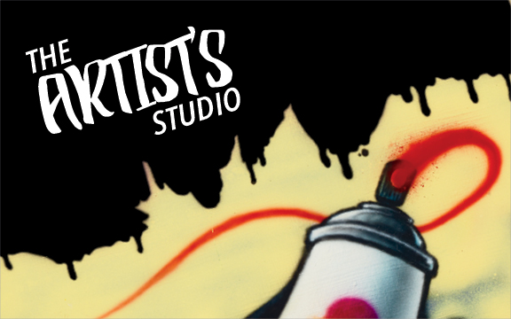 Image for story - The Artist's Studio