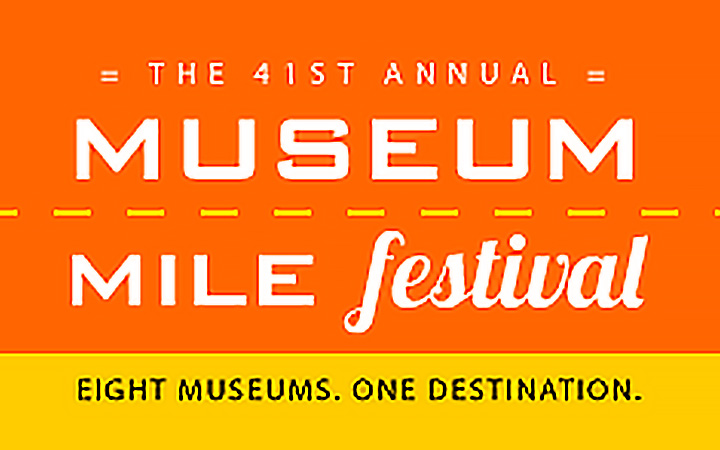 Image for story - Museum Mile Festival 2019