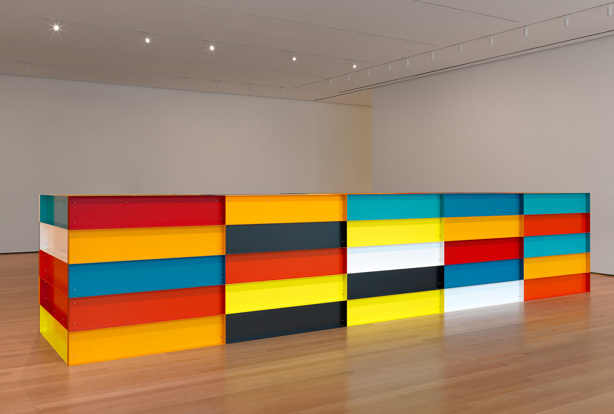 Image for story - Remote Viewing: Donald Judd at MoMA