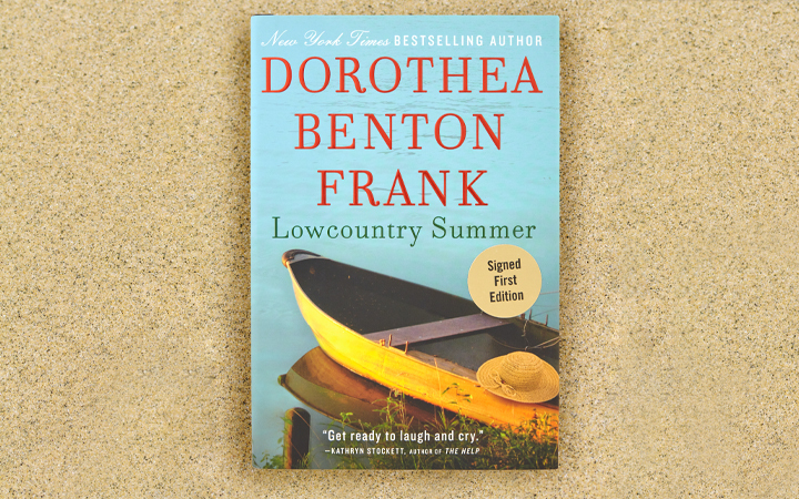 A Signed First Edition of Lowcountry Summer by Dorothea Benton Frank