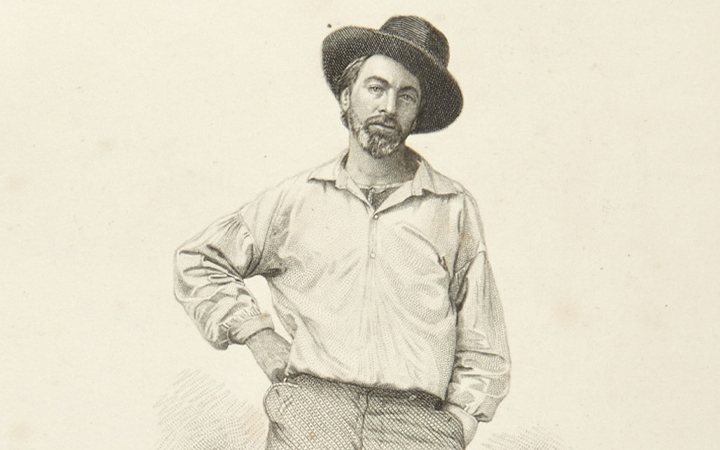Image for story - Walt Whitman's Leaves of Grass: The Beginning of a Great Career
