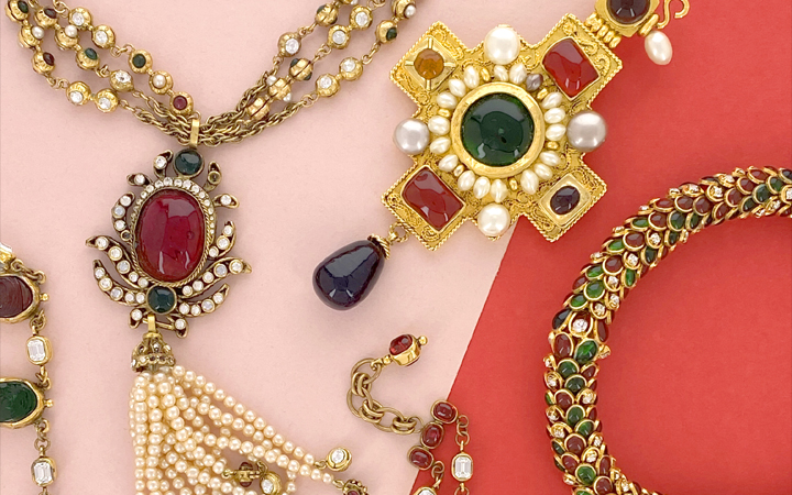 Image for story - Costume Jewelry: Chanel & Gripoix