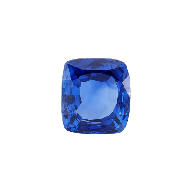 Unmounted Sapphire