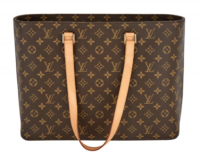 Louis Vuitton Monogram Canvas 'Cabas' Tote