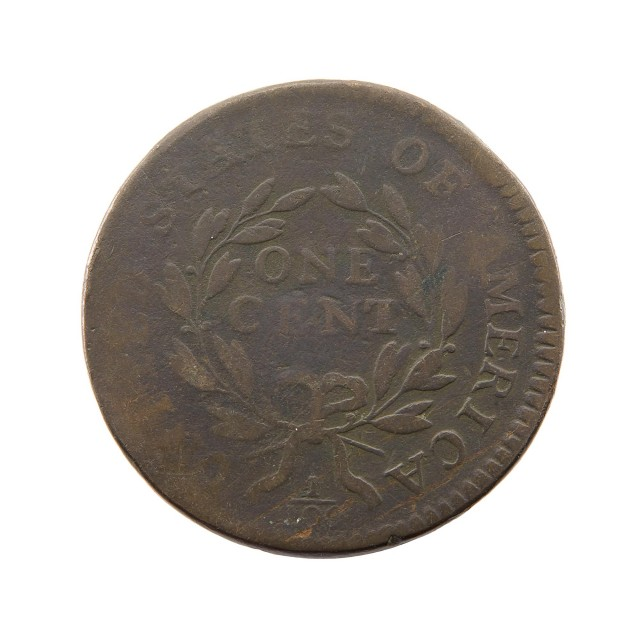 United States 1795 Liberty Cap Letter Edge Large Cent