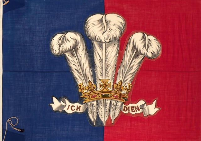 [YACHTING] The racing flag of the Royal Yacht
