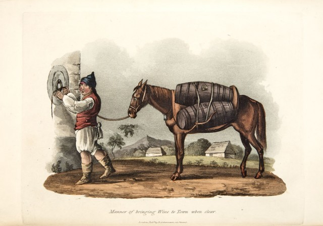 COMBE, WILLIAM  A History of Madeira ... illustrative of the Costumes, Manners, and Occupations of the Inhabitants.