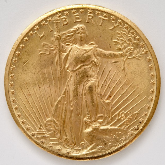 United States Two $20 St Gaudens