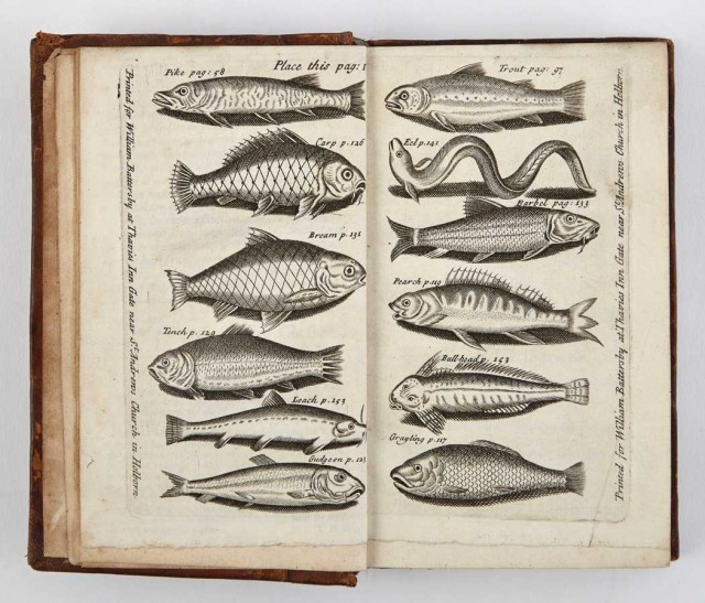 [CHETHAM, JAMES]  The Angler\'s Vade Mecum: or, a Compendious, yet full, discourse of angling discovering the aptest methods and ways, exactest rules, properest baits, and choicest experiments for the catching all manner of fresh water fish...