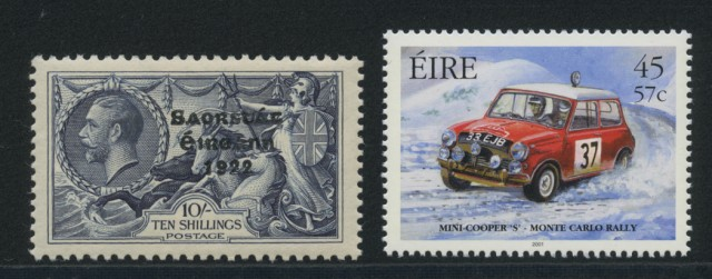 Ireland Mint Stamp Collection