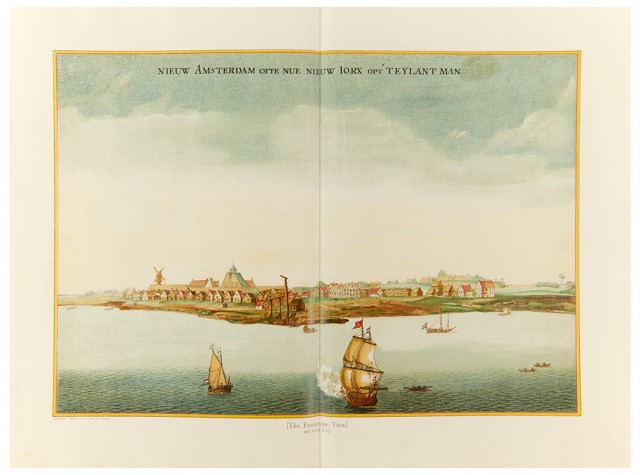 [NEW YORK]  STOKES, I. N. PHELPS. The Iconography of Manhattan Island, 1498-1909.