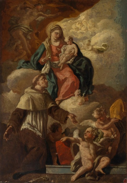 Attributed to Francesco Solimena