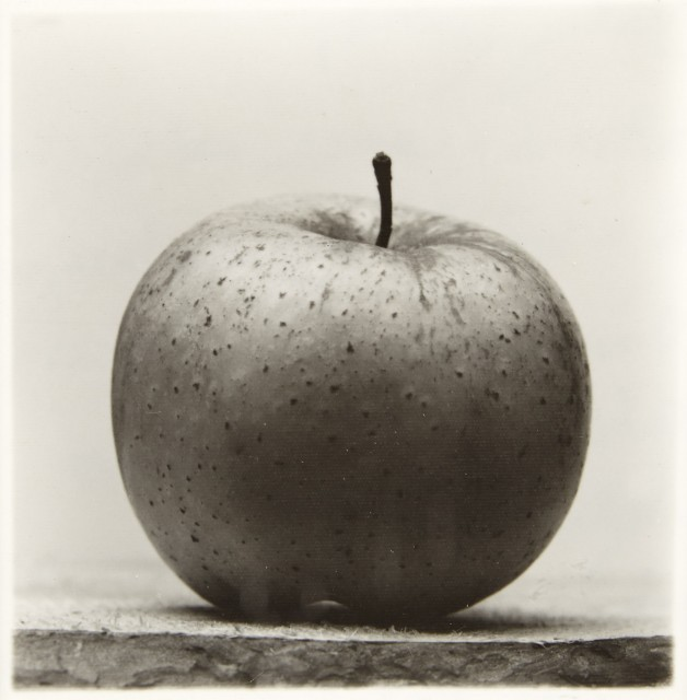 SUDEK, JOSEF (1896-1976)  Untitled [Still life of Apple],