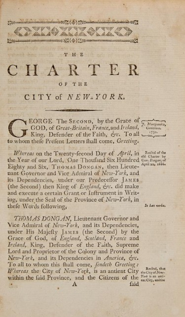 [NEW YORK CITY-LAWS] Laws and ordinances, ordained and established by the mayor, aldermen and commonalty of the city of New-Yor...