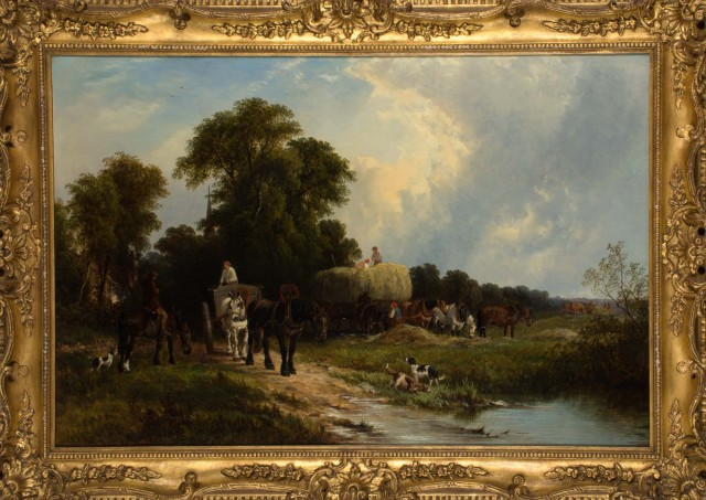 Attributed to John Frederick Herring Jr. and G.A. Williams