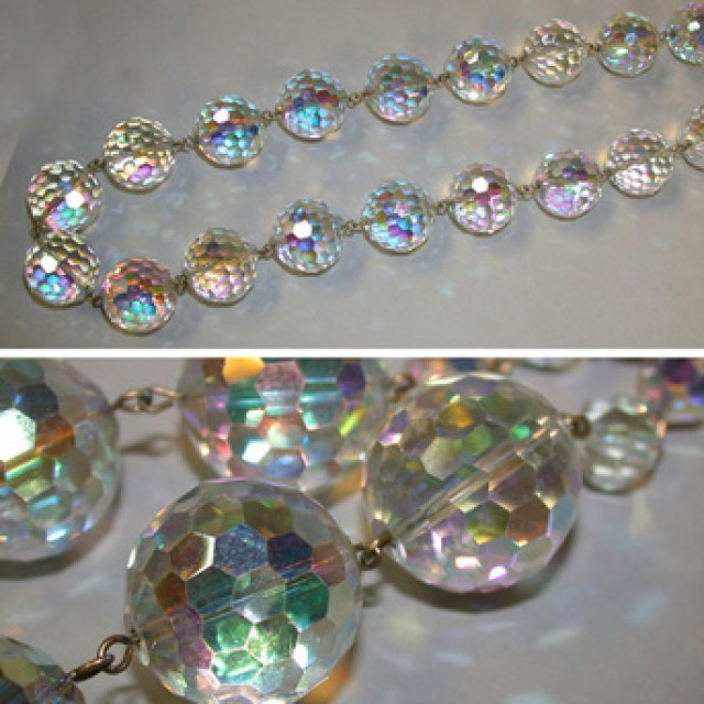 ea7f3e4afd Swarovski Crystal Ball Necklace for Sale at Auction on Wed, 05/22 ...
