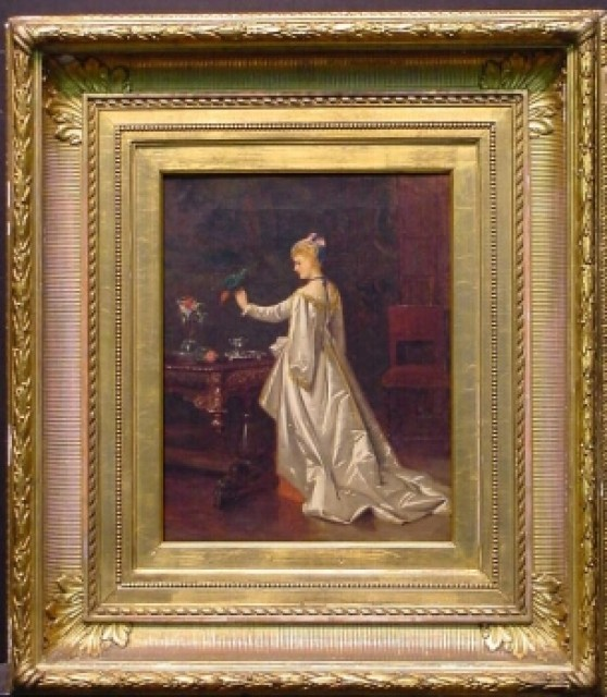 Edward Charles Barnes For Sale At Auction On Wed, 02/19