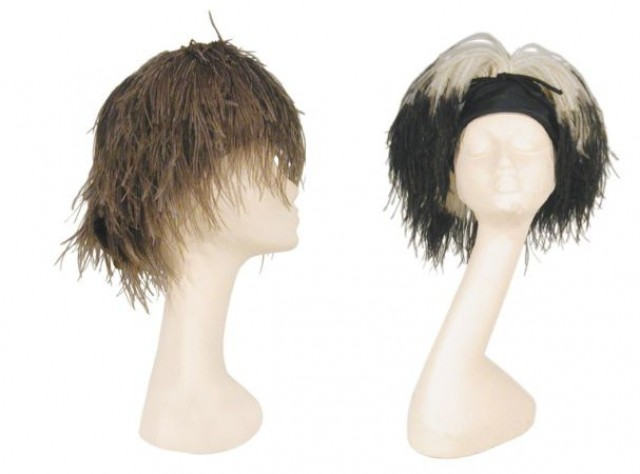 13fd5744436 Two Jean Barthet Feather Hats for Sale at Auction on Tue