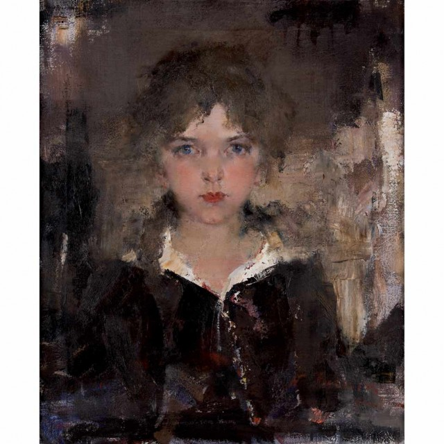 Nicolai fechin for sale at auction on wed 11 10 2010 08 for Nicolai fechin paintings for sale
