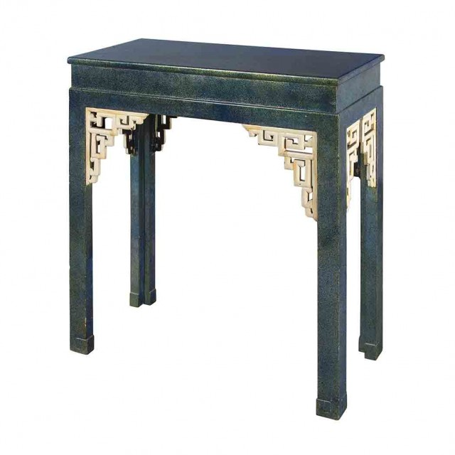 Isabel O\'Neil Chinese Style Painted Console